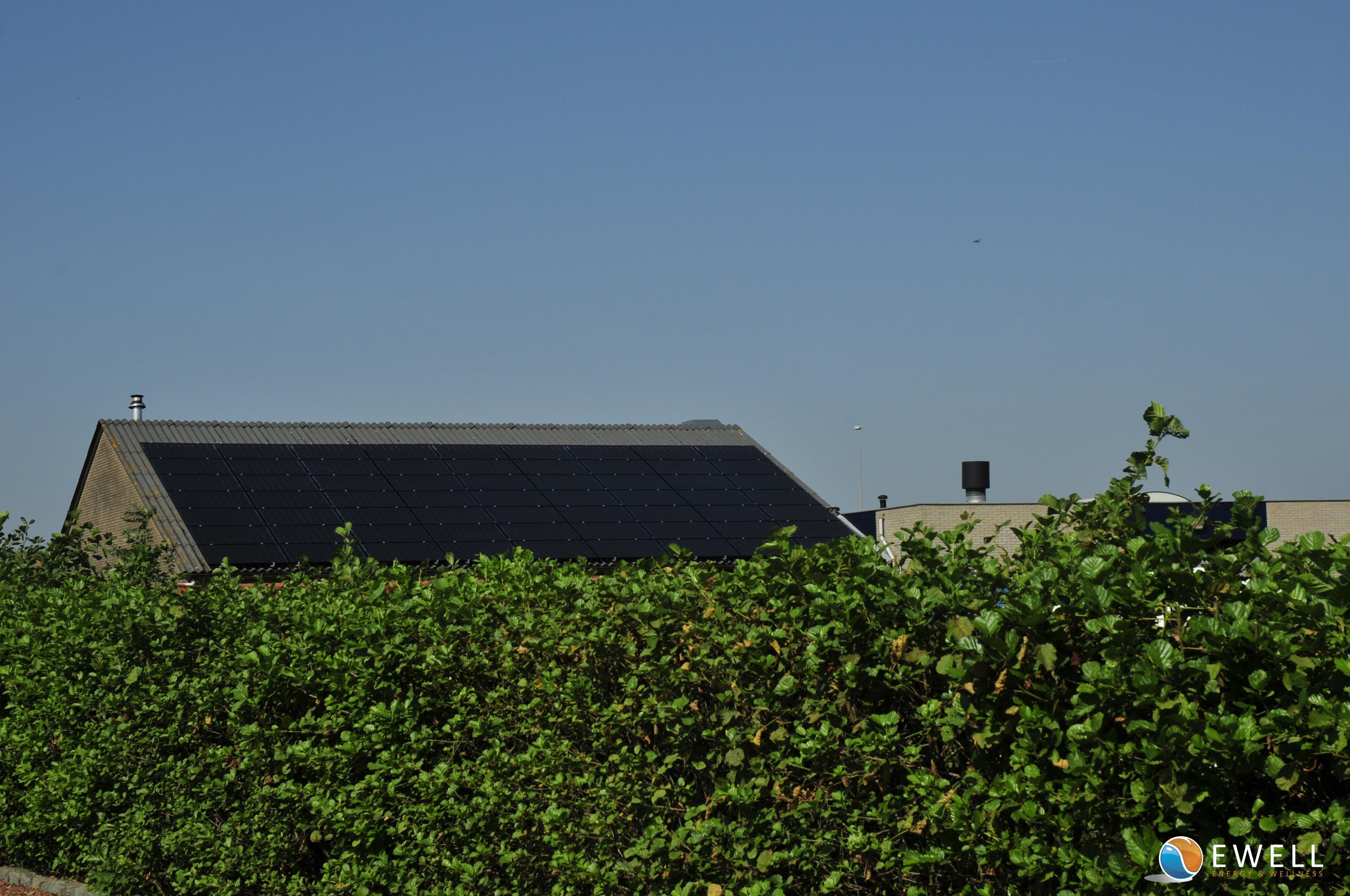 Garage Van Vlijmen : Garagebedrijf van vlijmen investeert in duurzame energie met