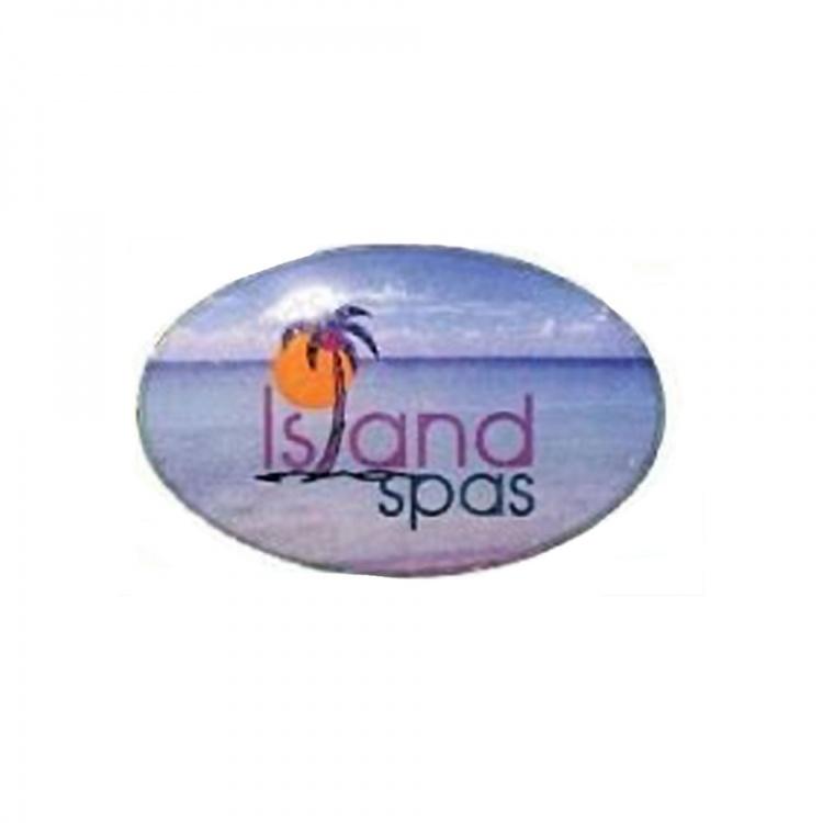 dome island logo pillow artesian spa parts ewell
